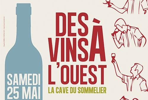 Portfolio Graphiste Rennes - La Cave du Sommelier