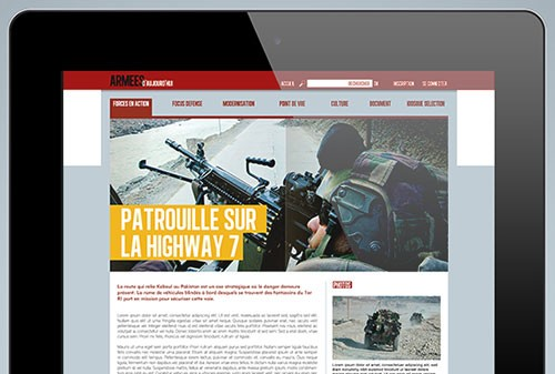 Portfolio Graphiste Rennes - Création Site Internet