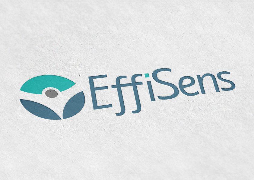EffiSens - Création Logo - Graphiste Rennes
