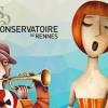 Portfolio Graphiste Rennes - Conservatoire
