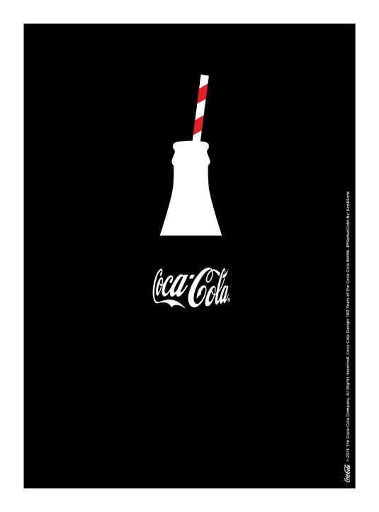 Création Graphisme Coca Cola